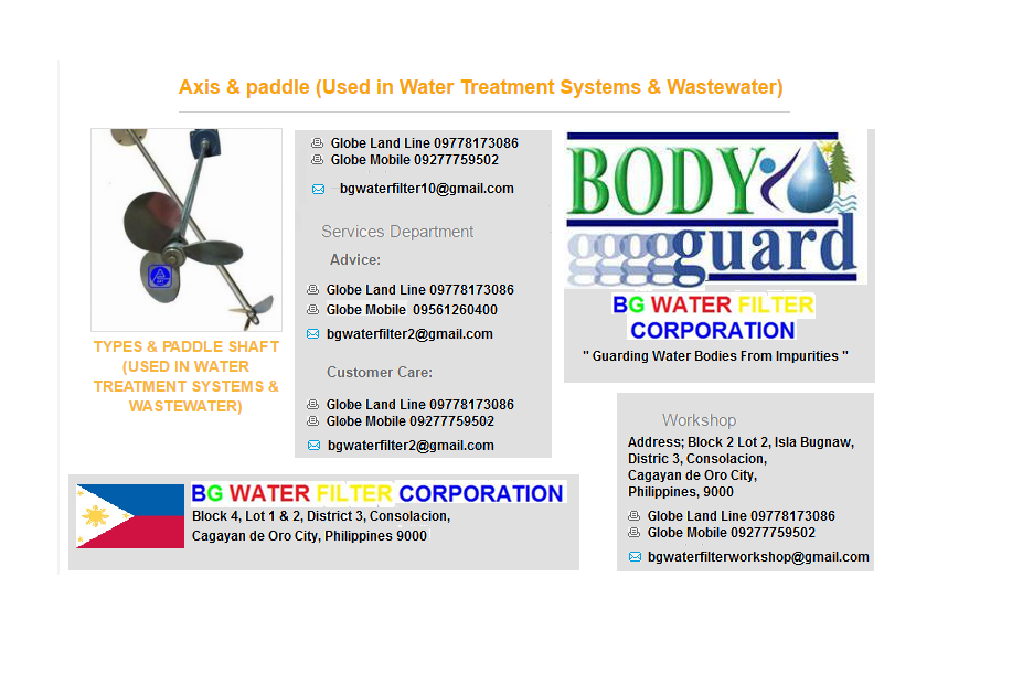 axis-and-paddle-used-in-waste-water-treatment